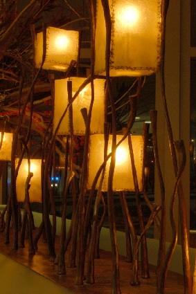 Blacksmith, Forged, Custom, Design, Daniel Hopper Design, Iron, Steel, Lighting, Rawhide