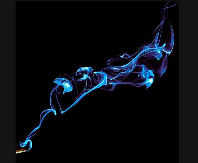 smoke chandelier