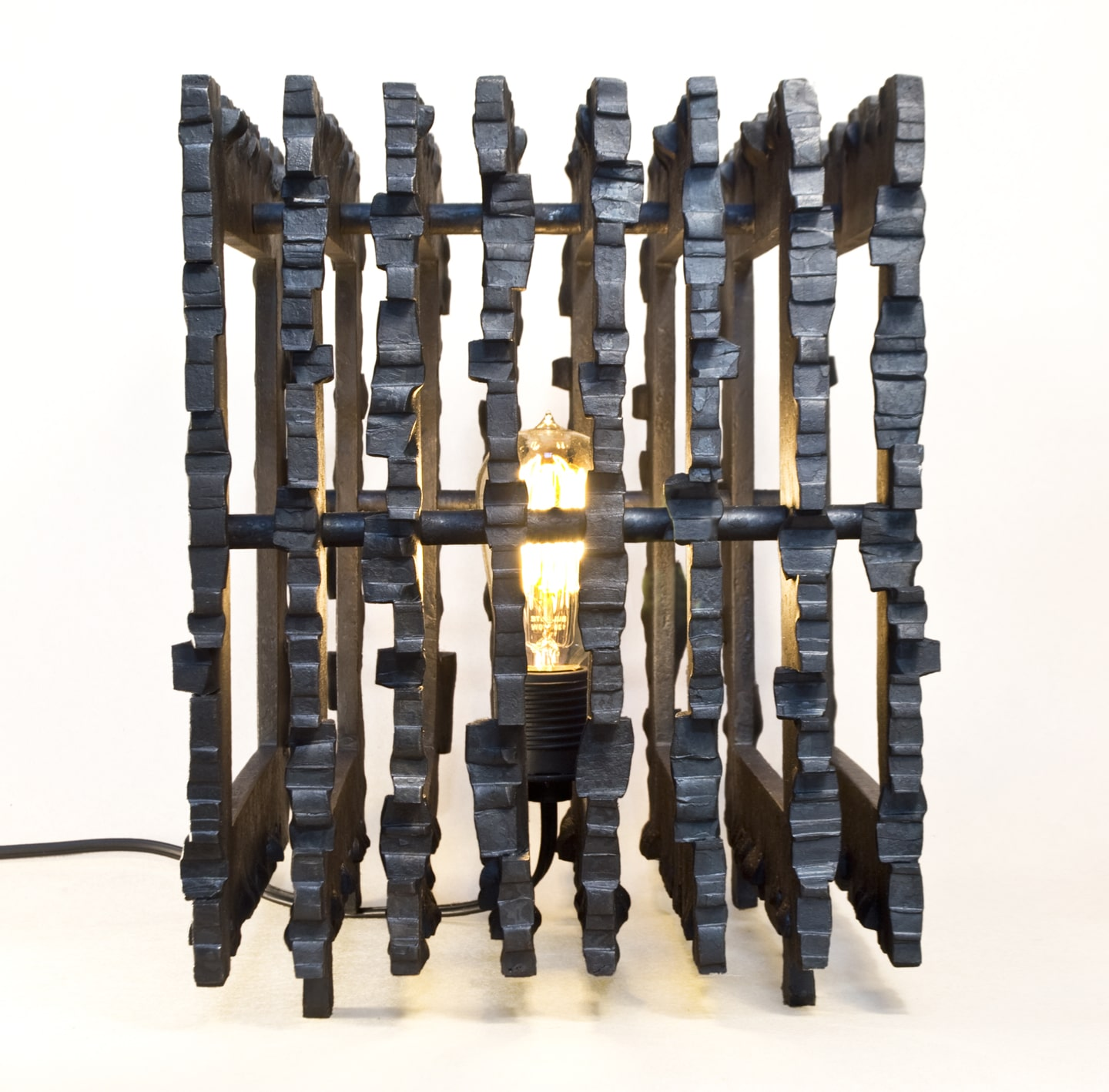 Blacksmith, Forged, Custom, Design, Daniel Hopper Design, Iron, Steel, Lighting