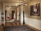 Chandelier, Lighting, Forging, Organic,Iron, Custom, Sculpture, Daniel Hopper Design