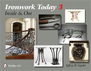 Blacksmith, Forged, Custom, Design, Daniel Hopper Design, Iron, Steel, Press, Ironwork Today 3