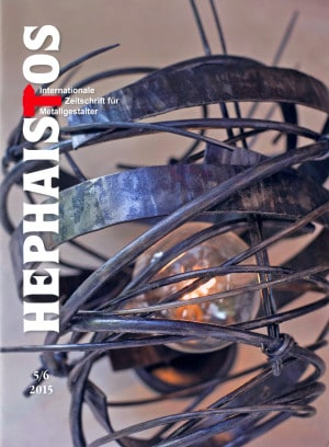 Hephaistos Magazine - Cover