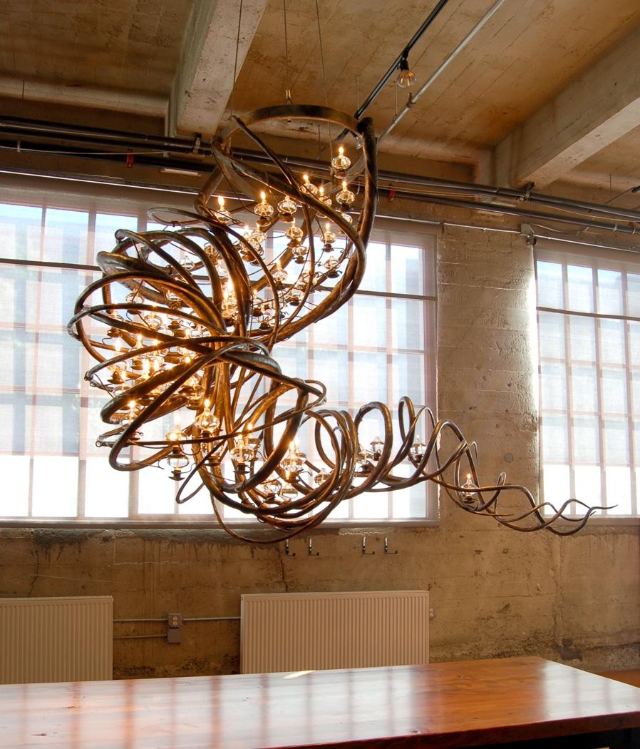 smsender for fan co tulum light ceiling crystal chandelier kit vine